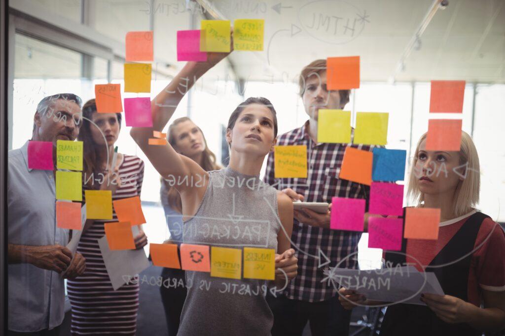 Samen ontwerpen van een strategie